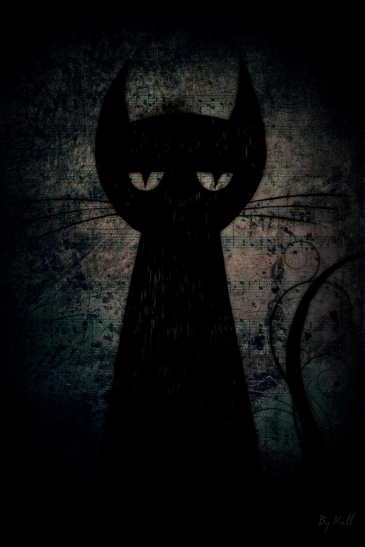 Black Cat by KellCandido