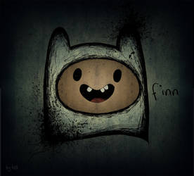 Finn by KellCandido