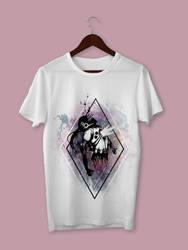 Mockup T-Shirt Astronaut
