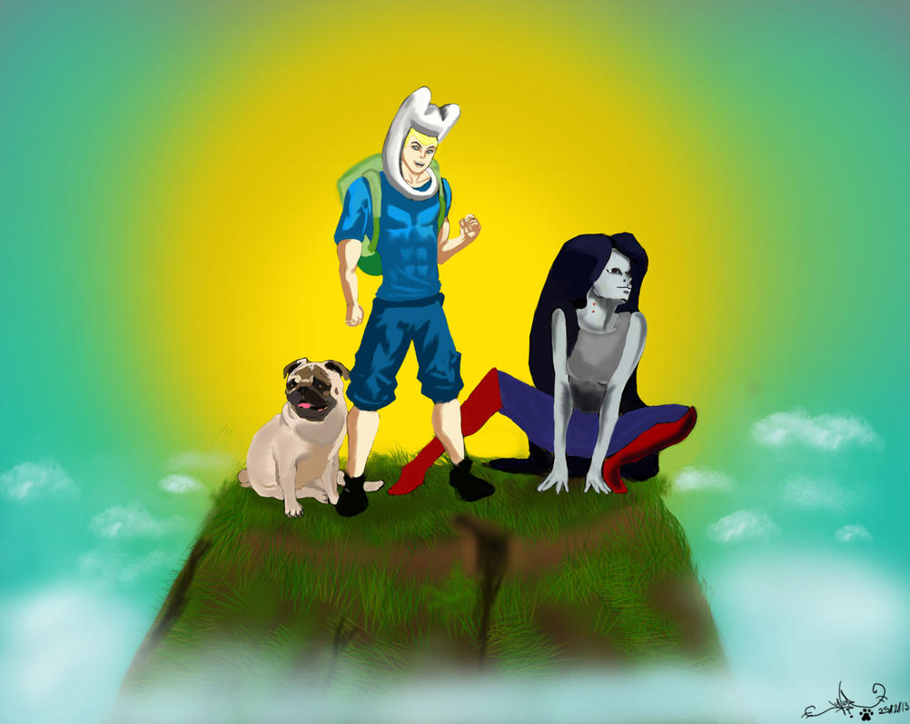finn y jake by - photo #27