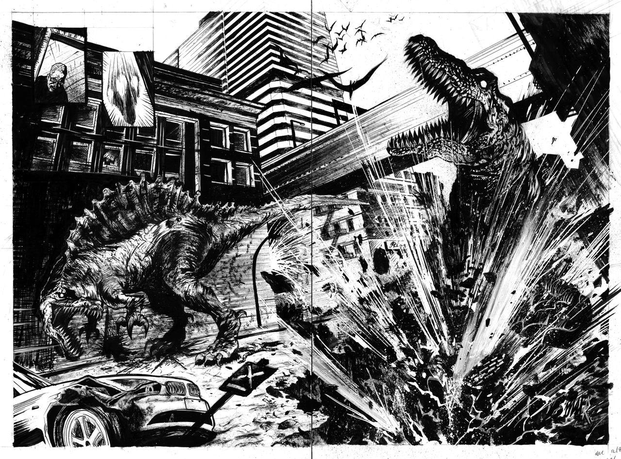 Dinopocalypse DP