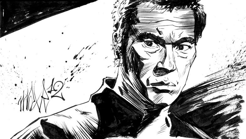 Sonny Sketch by MaxRomanchak