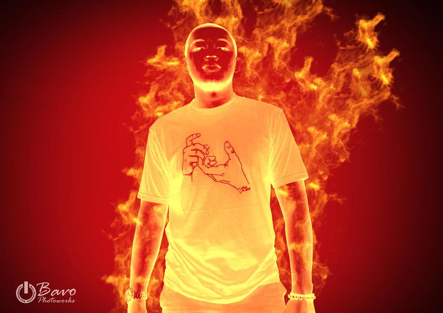 c'mon light my fire! by bavofel