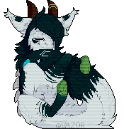 ''Stop hugging me!'' by VAZ0R