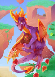 [Zinemadness] Back to your roots! Spyro!