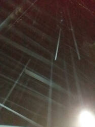 Night April Shower Streaks 3 by KBAFourthtime
