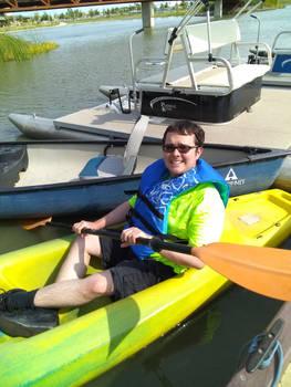 Me on Kayak September 2-Dozen 01