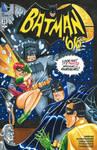 Batman '66 Sketch Cover - Front