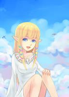 Zelda SS with video process by ragecndy