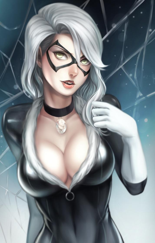 Black Cat By Ragecndy