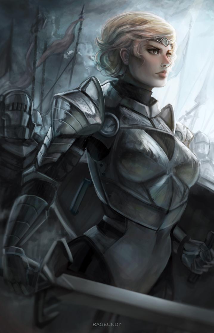 Jeanne by ragecndy