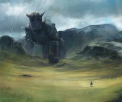 Colossus by ragecndy