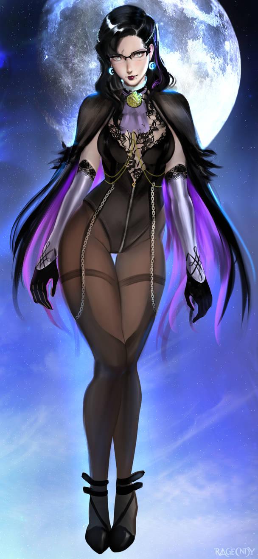 Bayonetta 3 concepts
