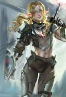 Strength build Zelda