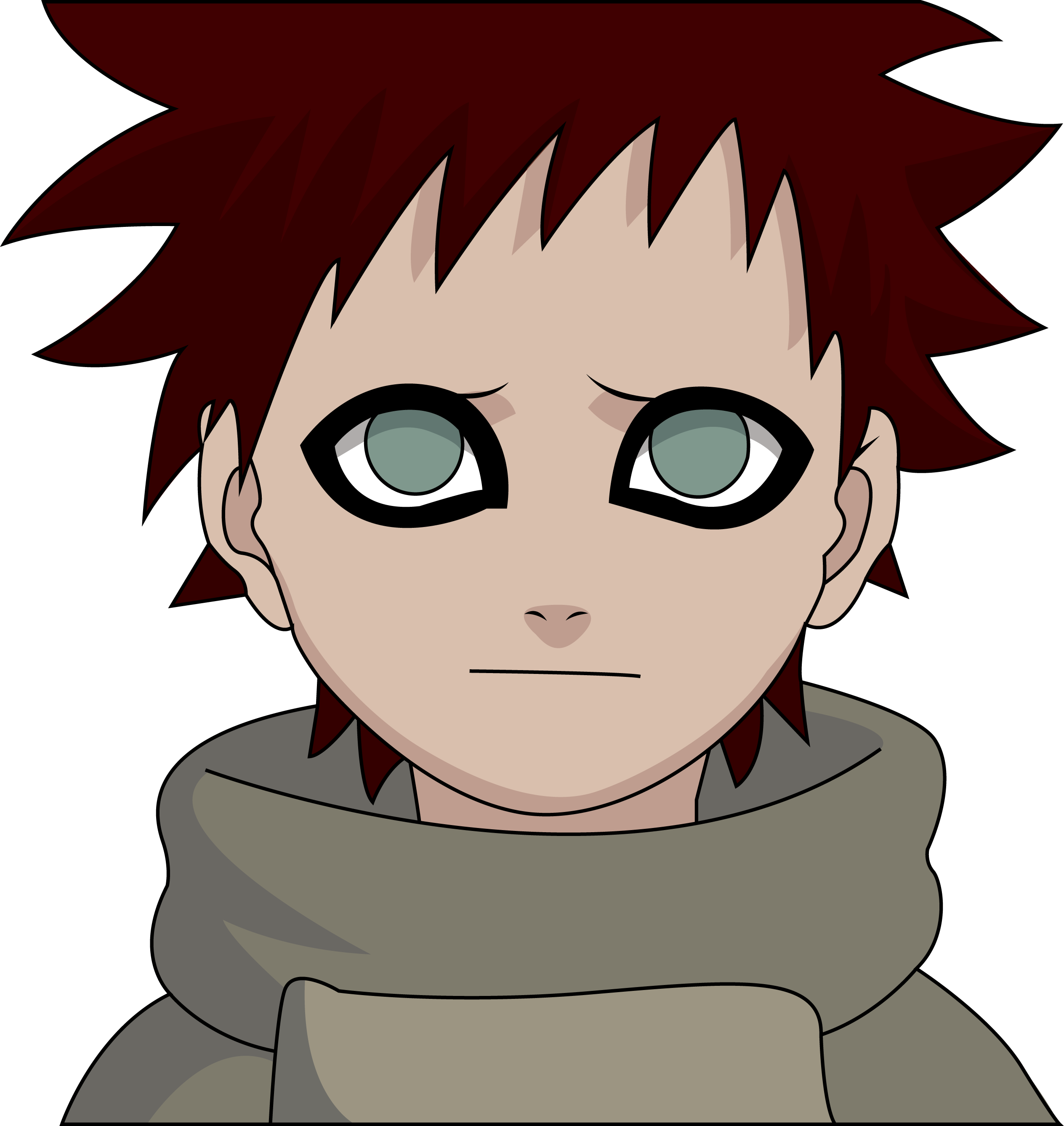 Gaara Kid By Suka-chan92 On DeviantArt