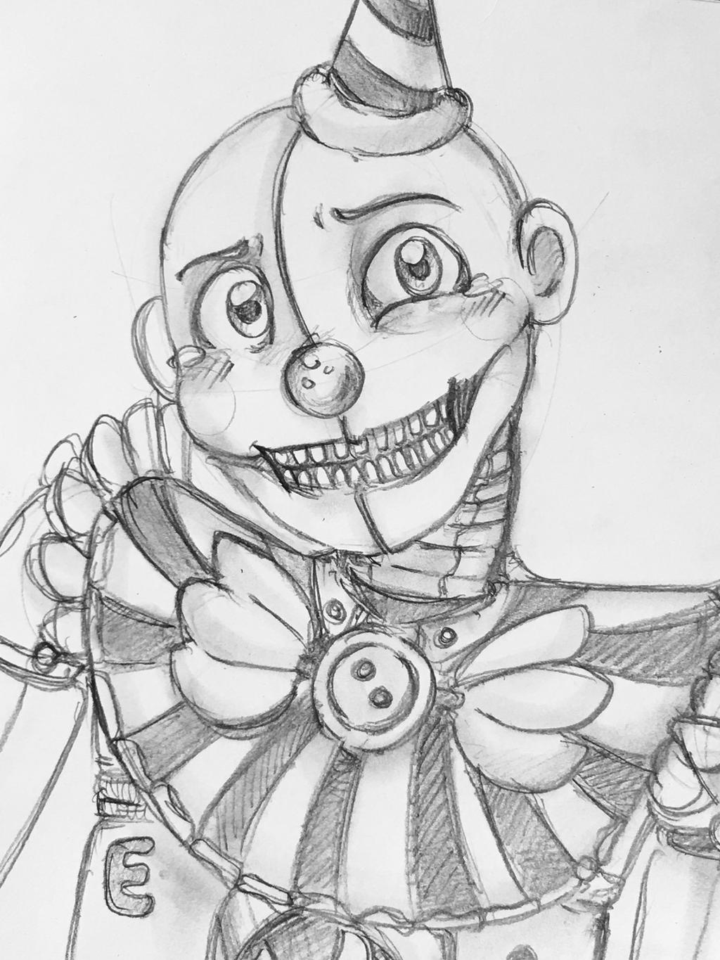 It's just a photo of Wild Fnaf Sister Location Coloring Pages