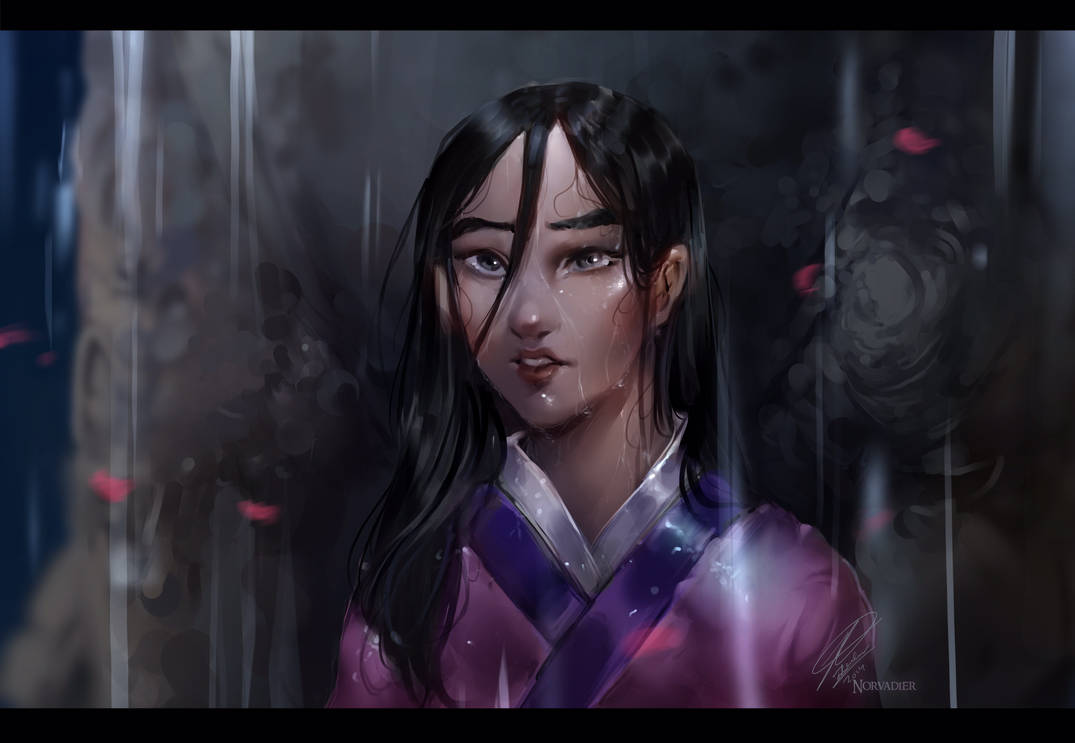[SR] Mulan s Decision by Norvadier