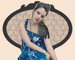 Lily Allen by mediodia
