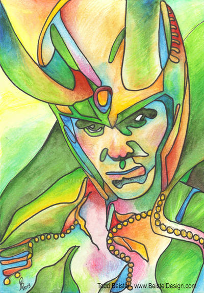 Loki by tbeistel