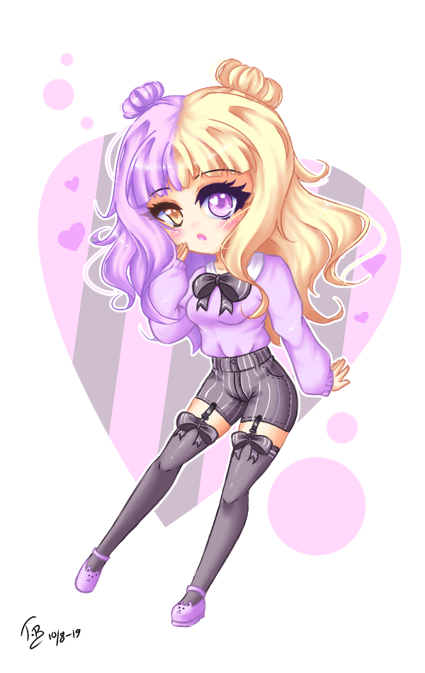 + The love of pastel goth +