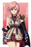 Lightning-Final Fantasy XIII