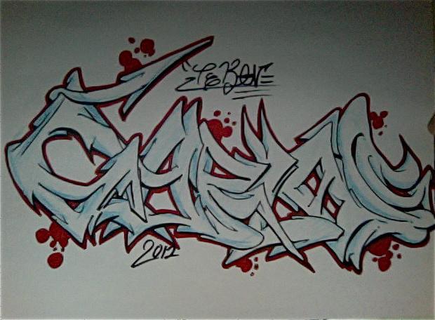 Graffitis del nombre carlos - Imagui