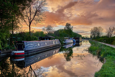 The Moorings by Sunset-River-Photo