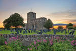 The Priory Church by Sunset-River-Photo