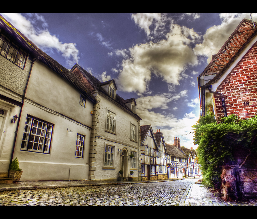 Mill Street, Warwick by yatesmon