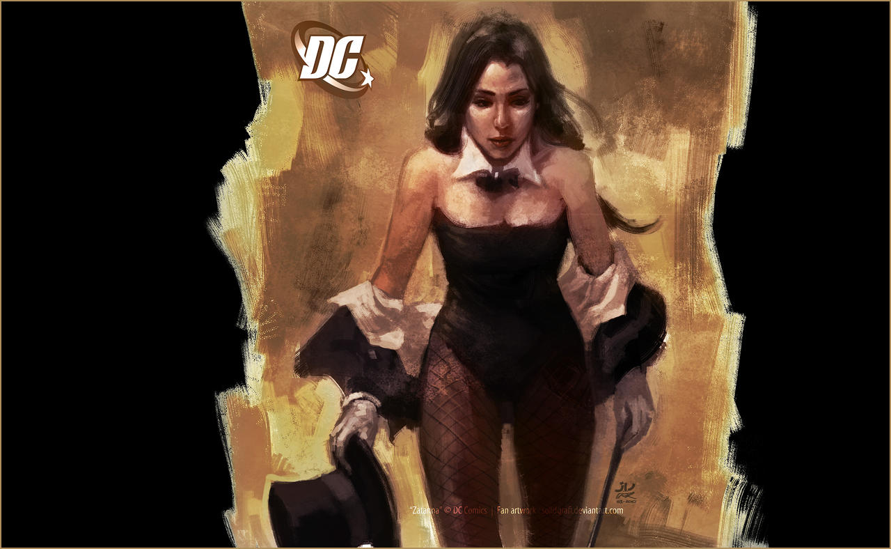 zatanna dc wallpaper - photo #22