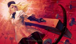 Trigun: Elendira the Crimson Nail