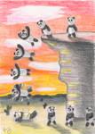 Panda falls