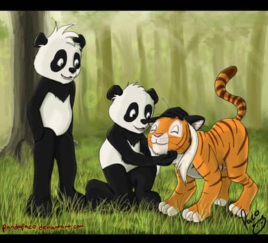 conociendo a una tigresa daina