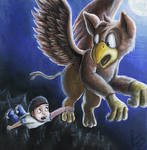the flight of the gryphon