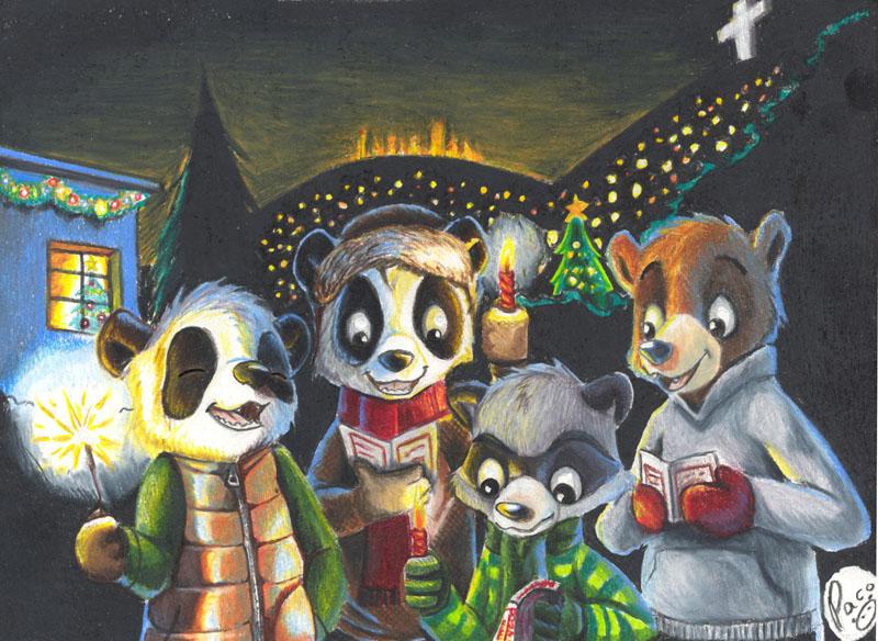 Posadas by pandapaco