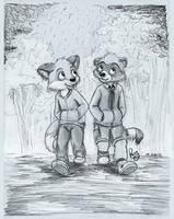 Gray day by pandapaco