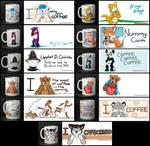 Mugs and designs