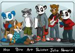 Furry pals 2012
