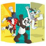 Roni Panda Zhiibe's fest