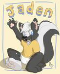 Jaden badge