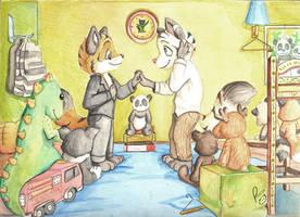 Boys game by pandapaco