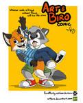 Art and Biro comic