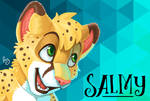Salmy MFF badge
