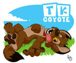 BLFC badge: TK Coyote