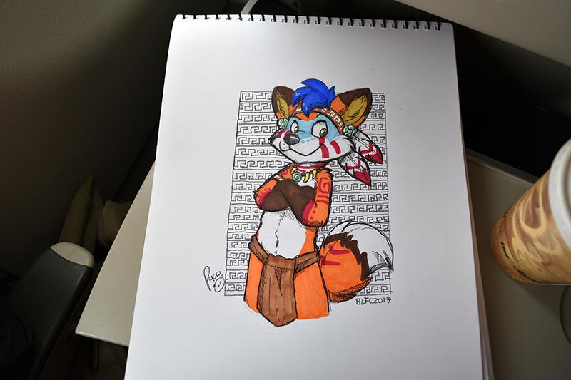Vulpekoa by pandapaco