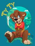 MFF badge: TyTy
