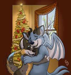 Cozy Holidays 2018 by pandapaco