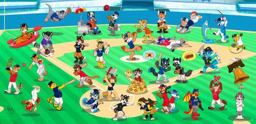 2019 Major League Baseball Season Started by pandapaco