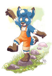 Nyt Fox by pandapaco