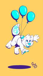 You can fly! You can fly! You can fly! by pandapaco